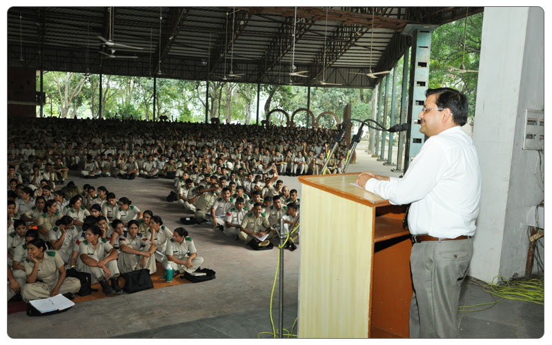 Training 2000 Police Personnel at Madhuban Training Academy, Sonepat, Haryana
